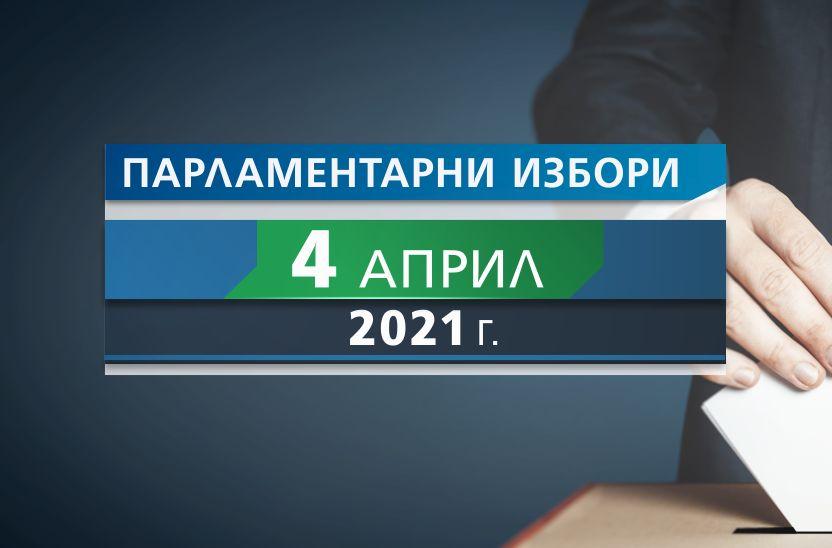 избори 2021-2